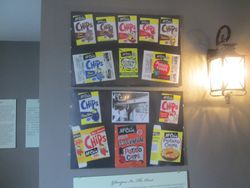 Vintage Potato Chip posters